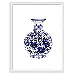 One Kings Lane™ Open House China Jar I 20-Inch x 26-Inch Framed Wall Art