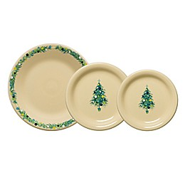 Fiesta® Christmas Tree Dinnerware Collection in Blue
