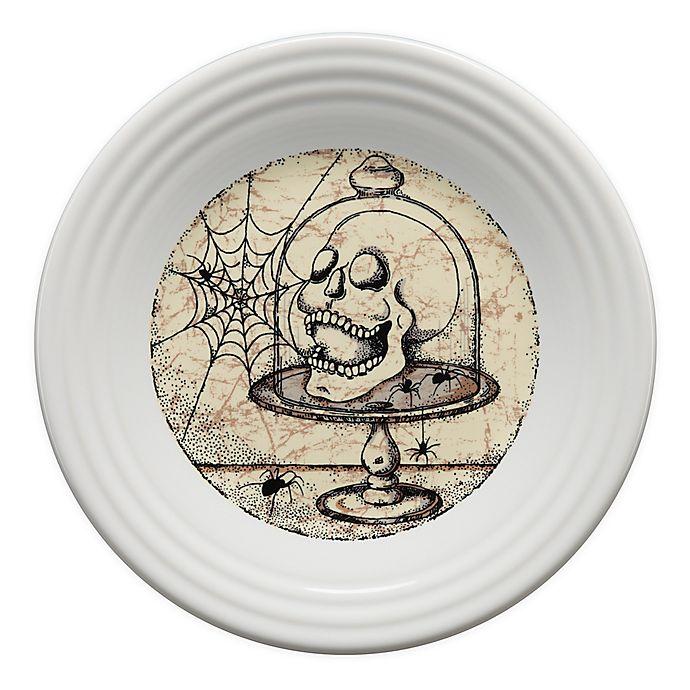 Alternate image 1 for Fiesta® Mystical Skull Luncheon Plate