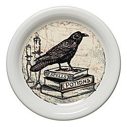 Fiesta® Mystical Raven Appetizer Plate