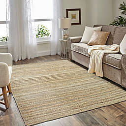 One Kings Lane Open House™ Eli 2' x 7' Handcrafted Braided Runner in Natural