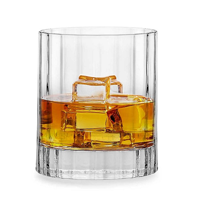 Alternate image 1 for Luigi Bormioli Bach SON.hyx® Double Old-Fashioned Glasses (Set of 4)