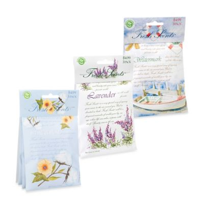 Fresh Scents™ Scent Packets (Set Of 3) by Bed Bath And Beyond