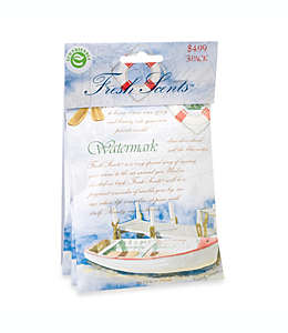 Sobres aromatizantes Fresh Scents™ Watermark, Set de 3
