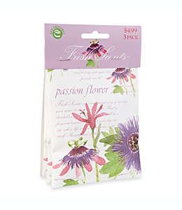 Sobres aromatizantes Fresh Scents™, Passion Flower, Set de 3