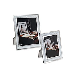 Oleg Cassini Crystal Diamond Picture Frame Collection