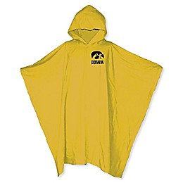 "University of Iowa ""Billboard"" Medium Weight Poncho"