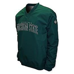 Michigan State University Members Windshell Pullover Jacket