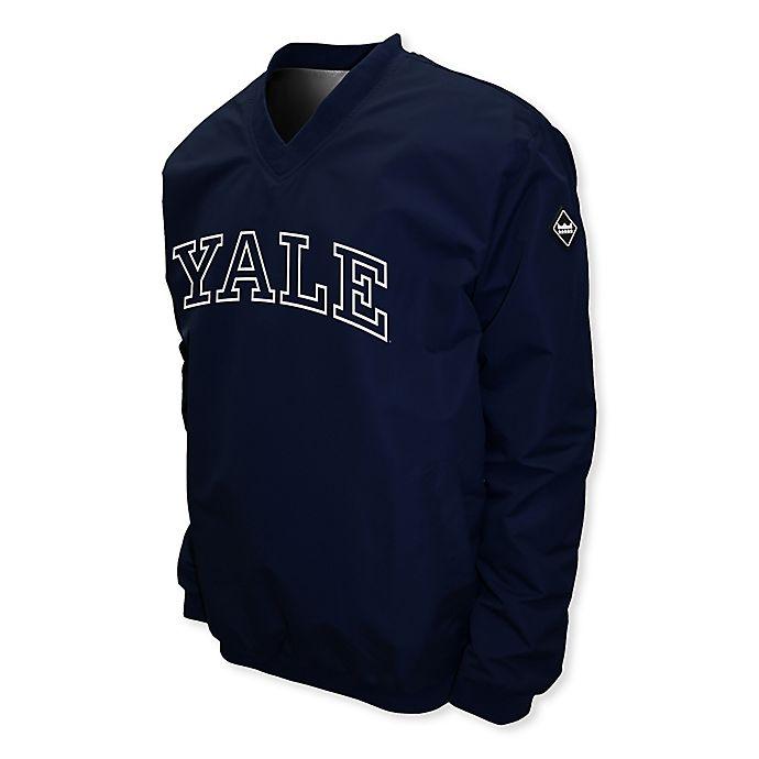 Alternate image 1 for Yale University Members Windshell Pullover Jacket