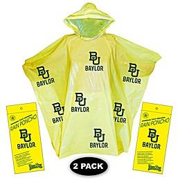 Baylor University 2-Pack Lightweight Ponchos