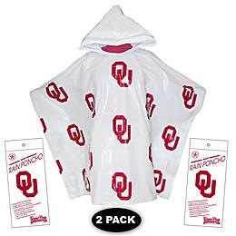 University of Oklahoma 2-Pack Lightweight Ponchos