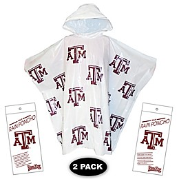 Texas A&M University 2-Pack Lightweight Ponchos