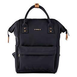 Bababing Mani Diaper Backpack in Black