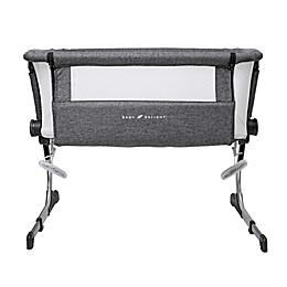 Baby Delight® Beside Me Dreamer Bassinet & Bedside Sleeper in Charcoal Grey