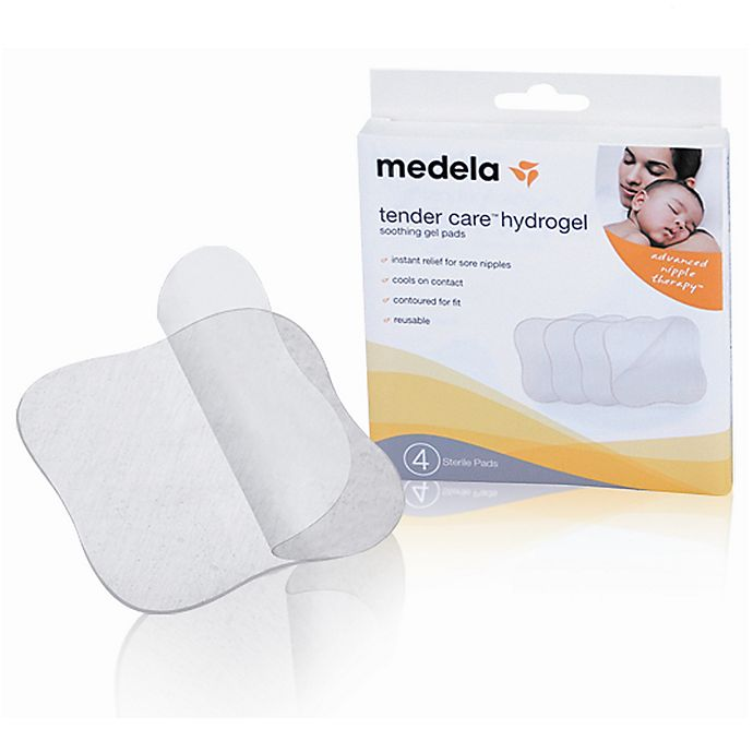 Alternate image 1 for Medela® Tender Care HydroGel Soothing Gel Pads