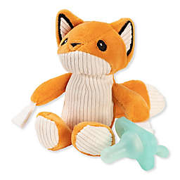 Dr Brown's® Franny the Fox Lovey Pacifier and Teether Holder in Orange