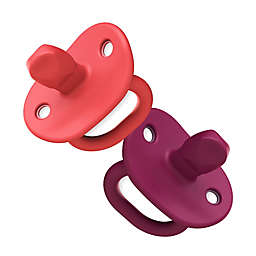 Boon® Jewl 2-Pack Pacifiers