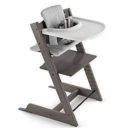 Stokke® Tripp Trapp® High Chair Hazy Grey Complete