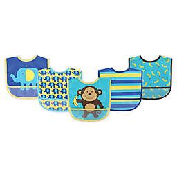 Luvable Friends® 5-Piece Bib Set