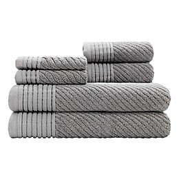 Caro Home Beacon 6-Piece Bath Towel Set