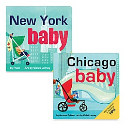 Local Destination Baby Board Book