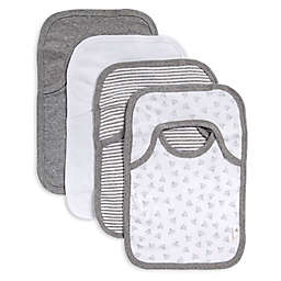 Burt's Bees Baby® 4-Piece Organic Cotton Bib Set