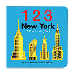 123 New York: A Cool Counting Book™