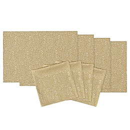 Marquis® by Waterford Blythe 8-Piece Placemat and Napkin Set