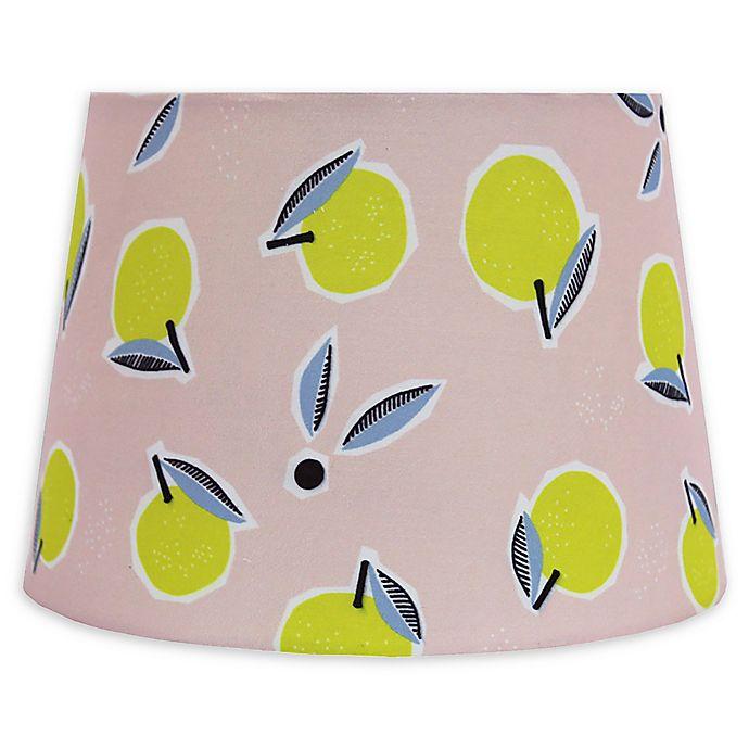 Alternate image 1 for Marmalade™ Lemon Print 10-Inch Lamp Shade