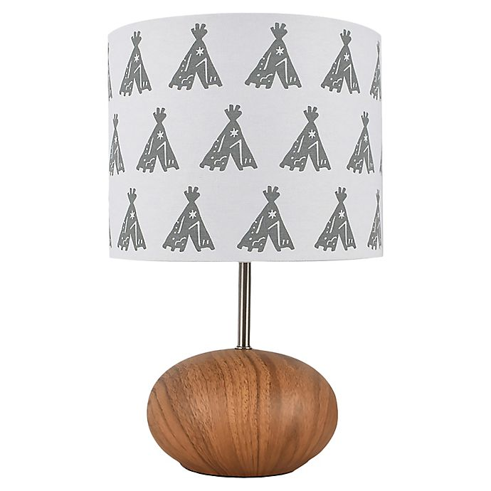 Alternate image 1 for Marmalade™ Kia Table Lamp in Brown