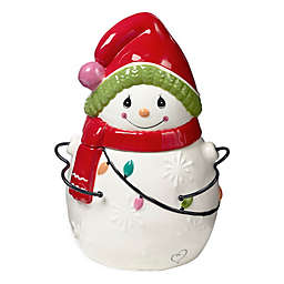 Precious Moments® Snowman Cookie Jar