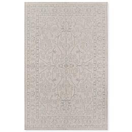 Erin Gates by Momeni® Downeast Boothbay Indoor/Outdoor Rug in Grey