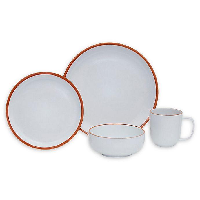 Alternate image 1 for Baum Terra 16-Piece Dinnerware Set