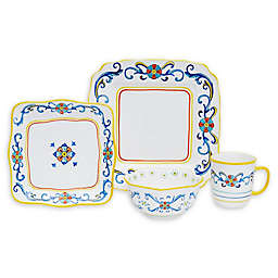 Baum Porto 16-Piece Dinnerware Set