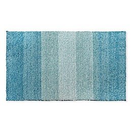 Fashion Ombre Stripe Bath Rug