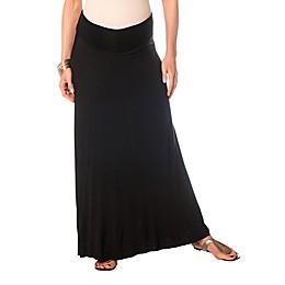 Motherhood® Maternity Fold Over Belly Maternity Skirt