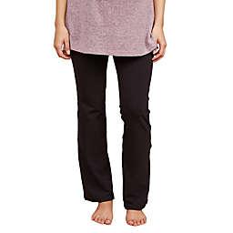 Motherhood® Maternity Small Secret Fit Belly Boot Cut Yoga Pant in Black