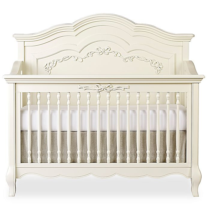 Alternate image 1 for evolur™ Aurora 5-in-1 Convertible Crib