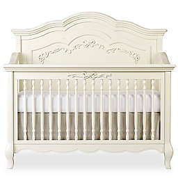 evolur™ Aurora 5-in-1 Convertible Crib in Ivory Lace