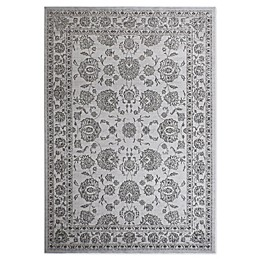 Cosmo Living© Helena Classic Rug in Grey/Silver