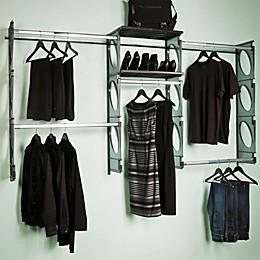 KiO 8-Foot Closet and Shelving Kit
