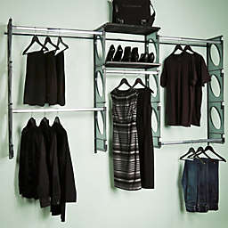 KiO 8-Foot Closet and Shelving Kit