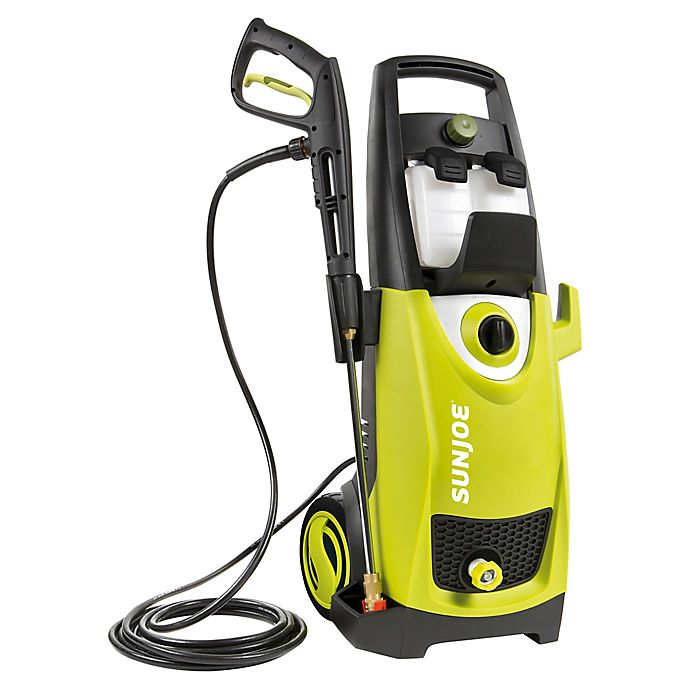 Alternate image 1 for Sun Joe 2030 PSI 14.5-Amp Electric Pressure Washer