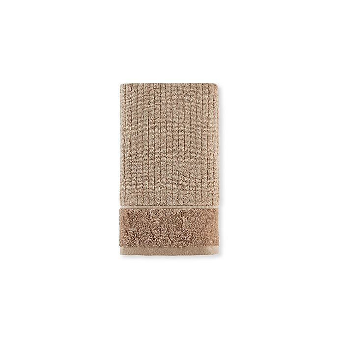 Alternate image 1 for Bee & Willow™ Home Harvest Fingertip Towel in Burlap