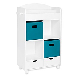 RiverRidge® Home Book Nook Collection Kids Cubby Storage Cabinet