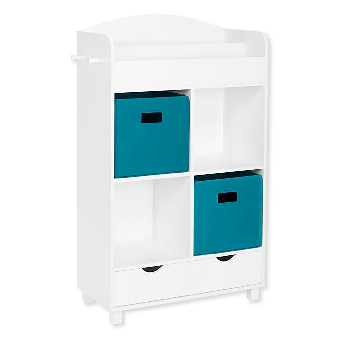 Alternate image 1 for RiverRidge® Home Book Nook Collection Kids Cubby Storage Cabinet