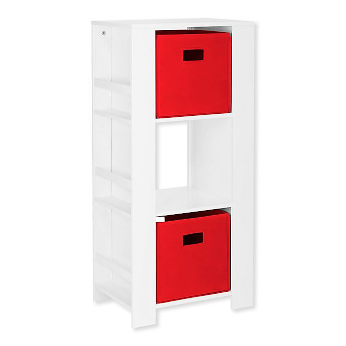 Alternate image 1 for RiverRidge® Home Book Nook Collection Kids Cubby Storage Tower