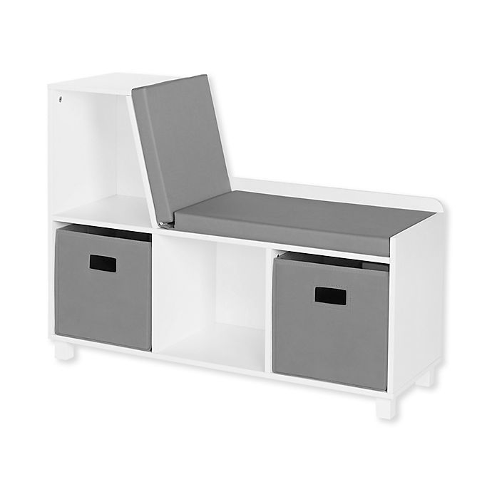 Superb Riverridge Home Book Nook Collection Kids Storage Bench Ocoug Best Dining Table And Chair Ideas Images Ocougorg