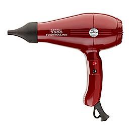 Gamma+ 3500 Tourmaline Hair Dryer in Red