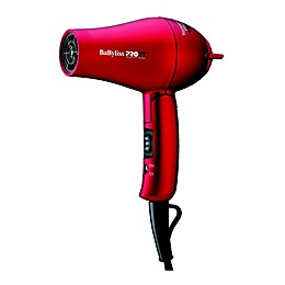 BaByliss Pro® Ionic Nano-Titanium™ Ceramic Hair Dryer in Pink
